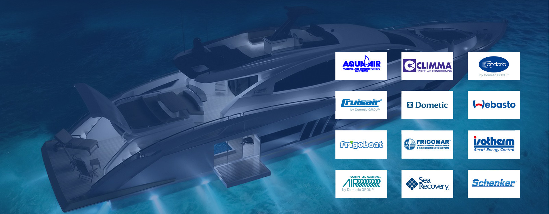 Titan Marine Air Conditioning, Refrigeration & Watermakers