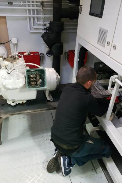 Marine Pump Fitting