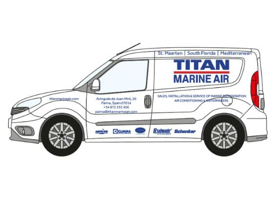 Titan Marine Air Car